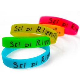 braccialetti fluo Sei di Rimini se